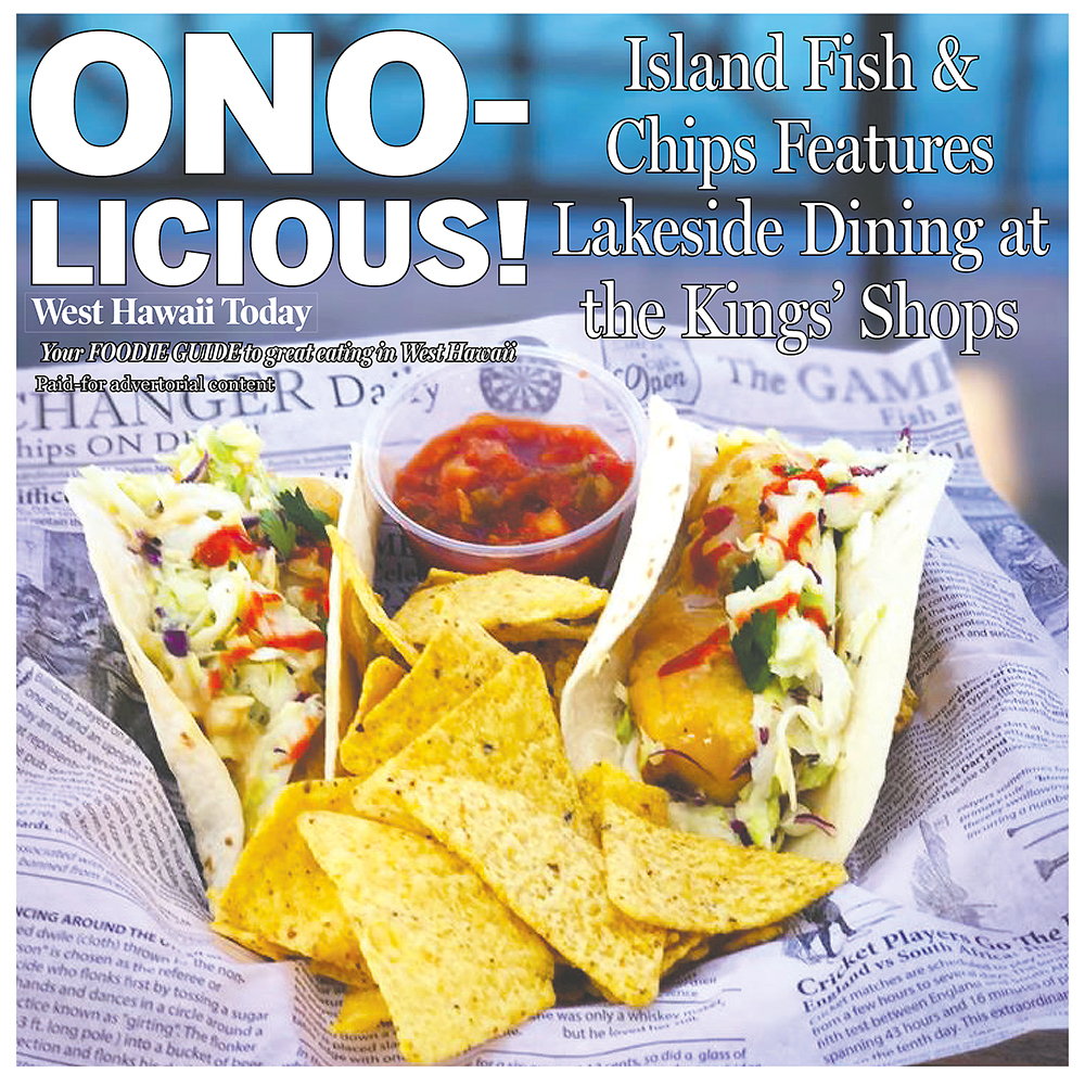 Looking for a new place to grind? Check out Ono-Licious, your foodie guide to great eating in #WestHawaii! More at   #Onolicious #BigIslandEating