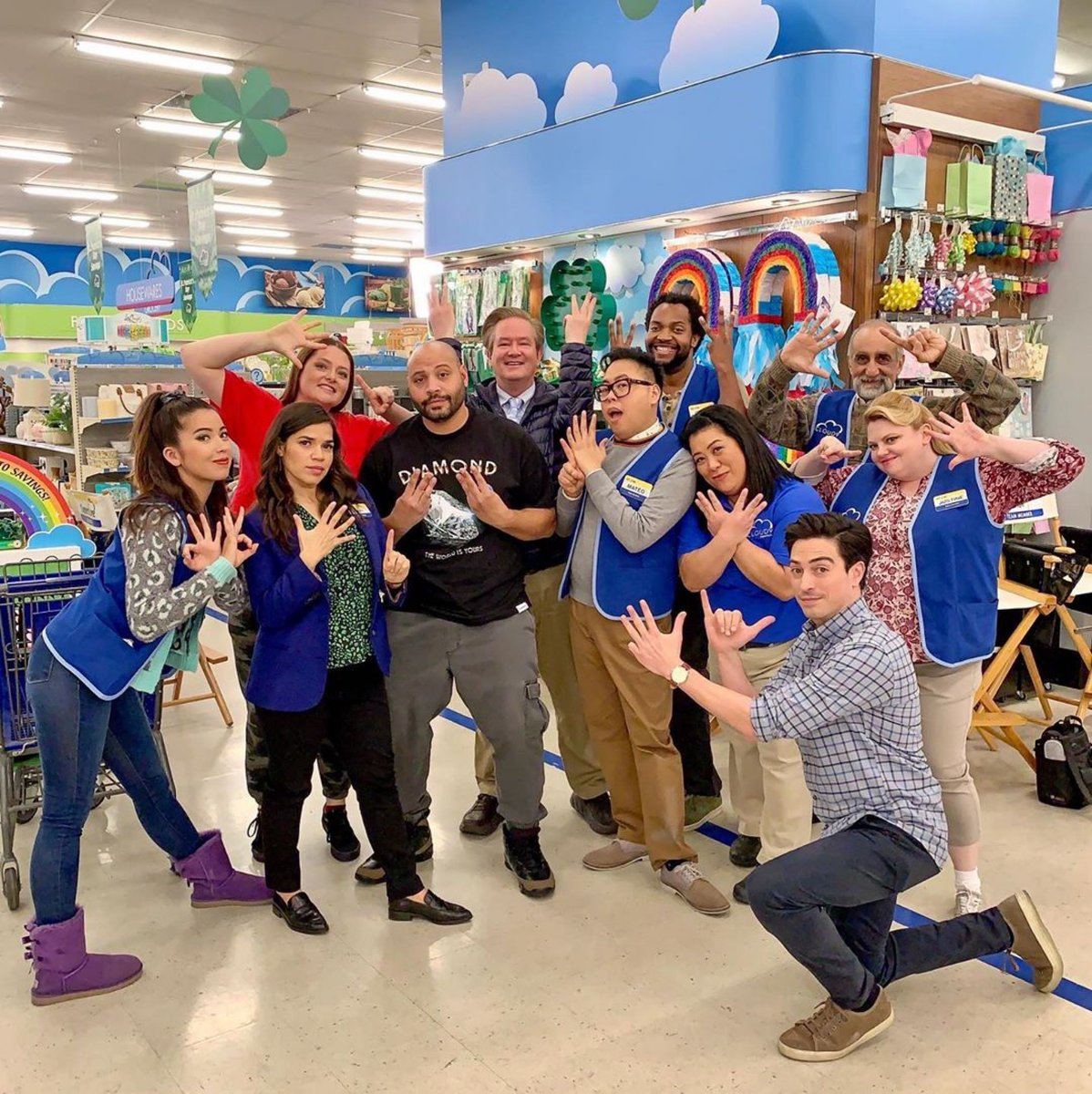 @NBCSuperstore's photo on #Superstore