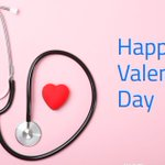 Image for the Tweet beginning: Happy Valentine's Day! Today we