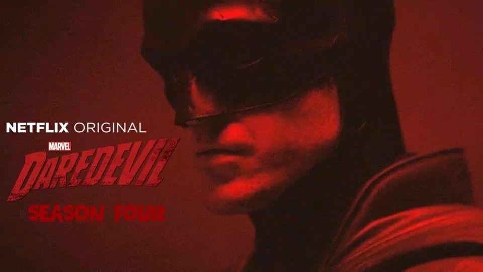 Los memes nunca tardan en llegar. #Batman #Daredevil #RobertPattinson #TheBatmanpic.twitter.com/8dvOAzQ6nz