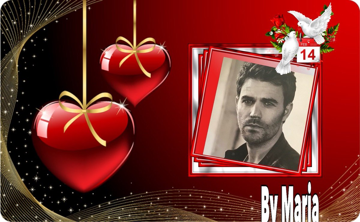 I all the warm smiles & kind words I receive throughout the day Love  the joys & kindness you all bring me into my life each & everyday Happy #ValentinesDay too all with #paulwesley G.M my friends #FridayMotivation #BeAwsome #Becreative #BeBeautiful #BeYou! #myedit  <br>http://pic.twitter.com/931AZSI4GH