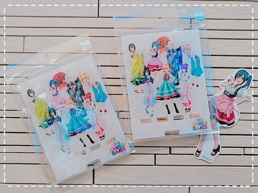 test ツイッターメディア - 「劇場版SHIROBAKO」よりデカスマキャラスタンドのご紹介です🌼✨大きなタブレットやノートなども立て掛けられる大きさでとっても便利📱😍そのままお部屋に飾ってもかわいいですよ👌✨ 描き下ろし民族衣装姿のみんなが集合してるので、ぜひゲットしてくださいね!!#musani #東京駅一番街 https://t.co/5NdXsHnOY9
