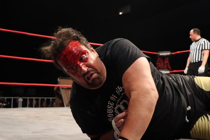 Happy Birthday to Tommy Dreamer!!!