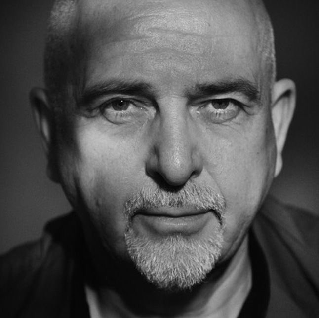 Peter Gabriel cumple 70 años hoy, el mismo día que cumples años Tú!!! Happy Birthday!!!!