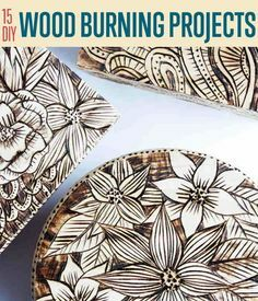 We've rounded up 15 DIY wood burned creations that you can make with your friends plus kids could help with the design ideas, too! #DIYProjects #DIYReady #DIYWoodwork #Woodworking #Wood https://ift.tt/2SpJNGHpic.twitter.com/9PSp07xLvY