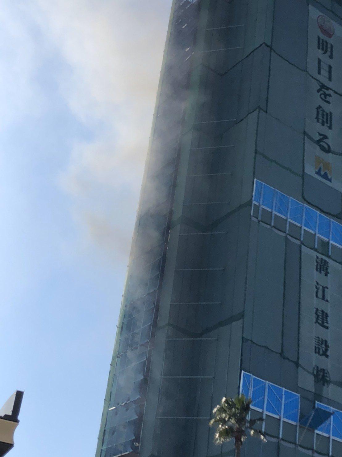 画像,ベイサイドタワー火事 https://t.co/mTvIyFgTRx。