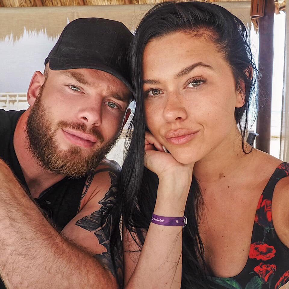 To Ryan  Happy Valentines Day  You are my rock my world, my number one fan. You are my best friend.  I love you so much! And I can't wait for our next chapter. Let's enjoy being 30 and say yes to everything.  I love you #Valentinepic.twitter.com/TNkvGdGmie