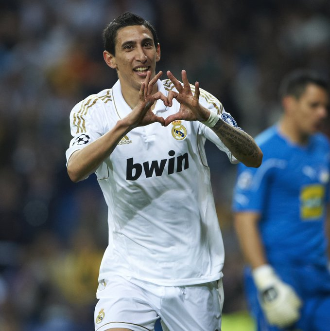 Happy 32nd birthday to PSG and Argentina star Angel Di Maria