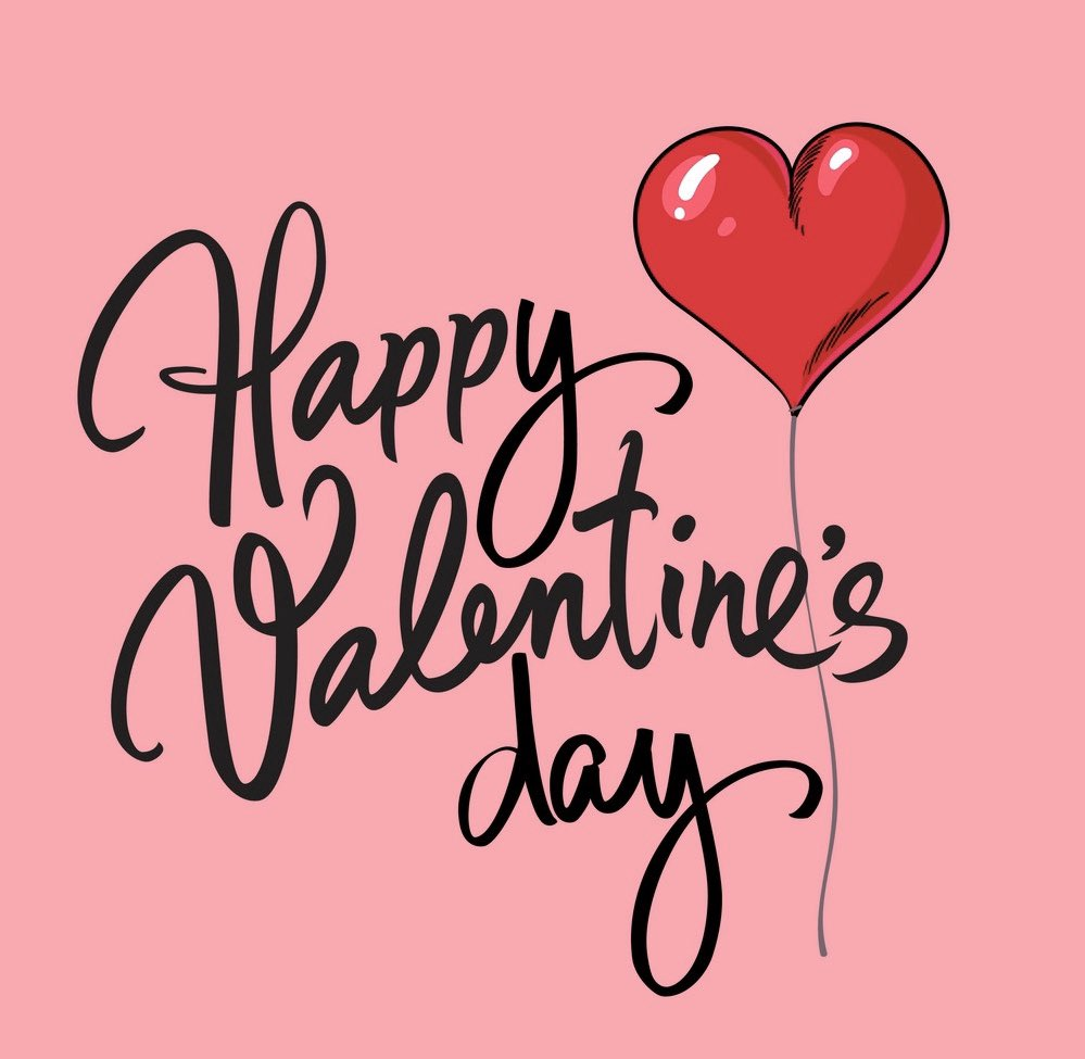Happy #ValentinesDay2020 to all of you, my dear friends and #TwitterFamily 😊😊😊 ... Hugs and Kisses 💝💝💝