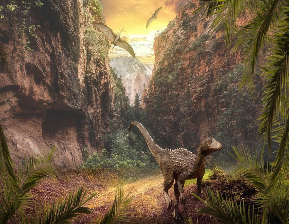 Te contamos cuál fue el peor enemigo de los dinosaurios. ¡Sorprendente!👉https://bit.ly/38tmSQn