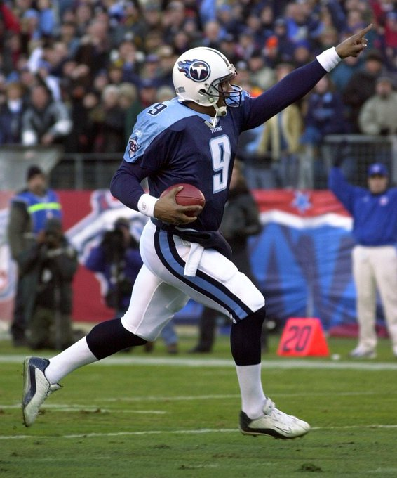 Happy Birthday to the late great Steve McNair! You ll always be my hero!