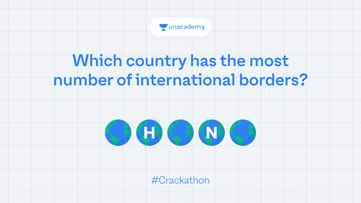 Hint: It is the world's most populous country. Participate and stand a chance to win exciting goodies!  #LetsCrackIt #ContestAlert #Crackathon #ContestAlertIndia