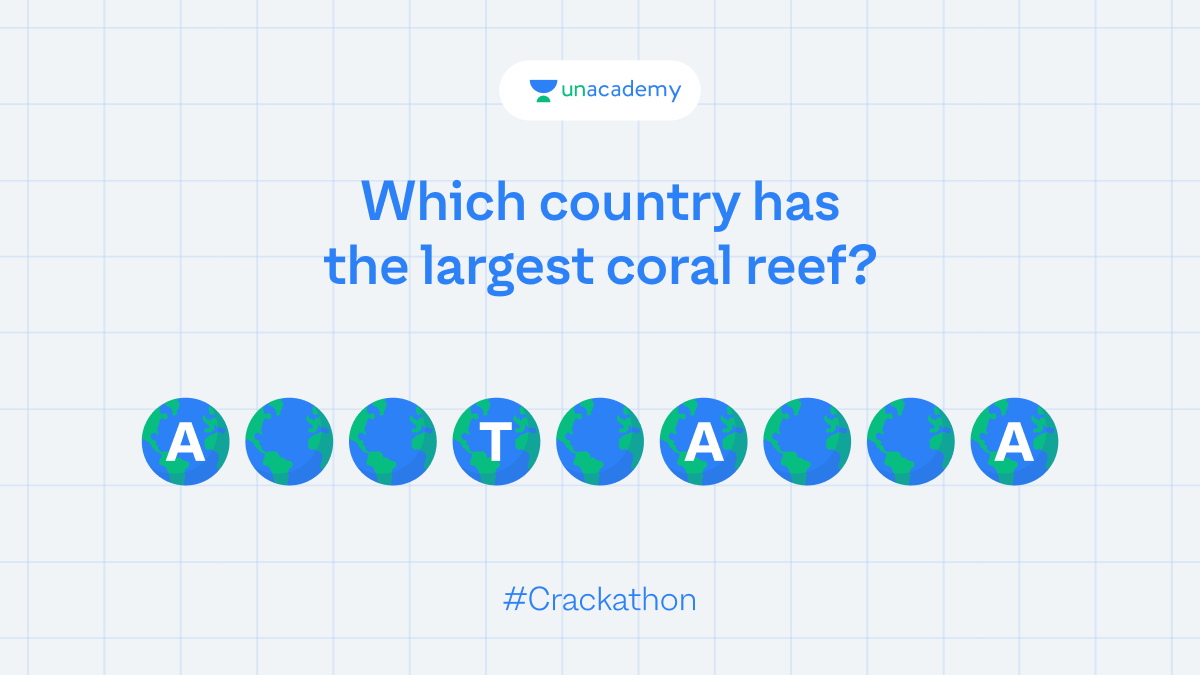 Last one!  Hint: It is the largest country in Oceania. Participate and stand a chance to win exciting goodies!  #LetsCrackIt #ContestAlert #Crackathon #ContestAlertIndia