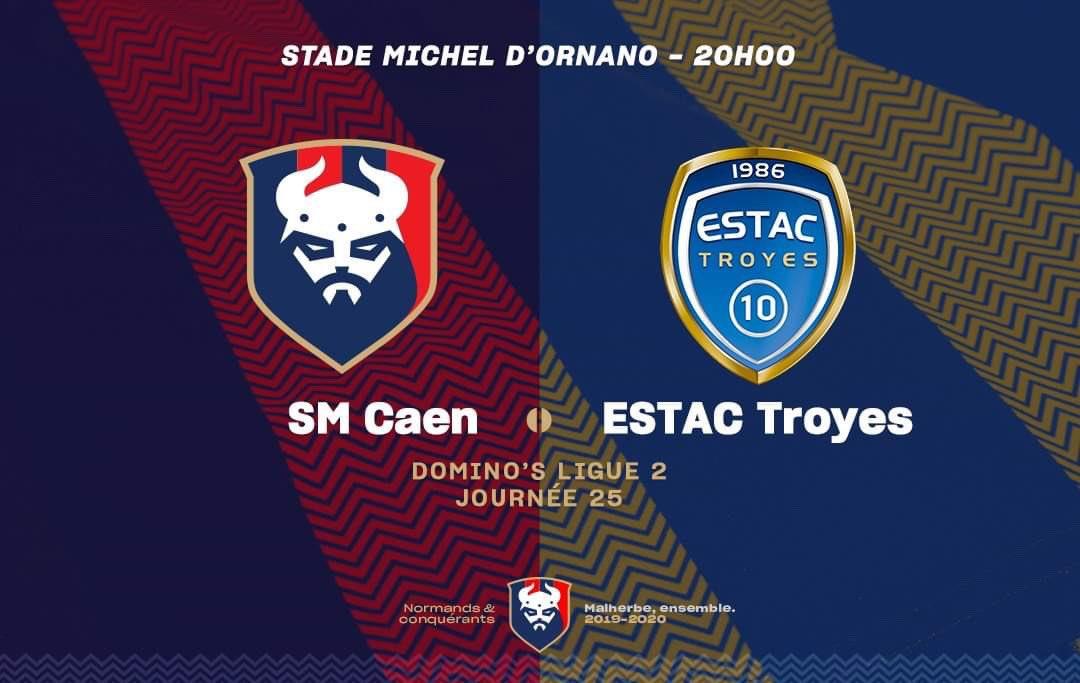 [25e journée de L2] SM Caen 0-1 ES Troyes AC EQuDFbWUUAENnvL