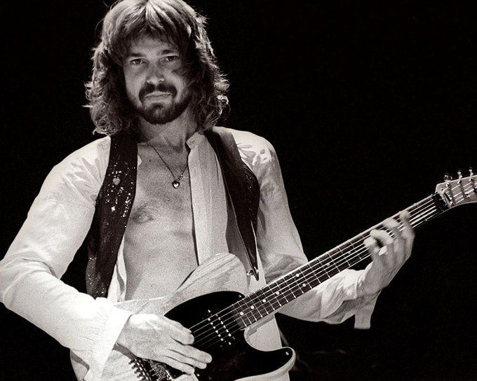 Happy Birthday to Heart guitarist and songwriter Roger Fisher, born on this day in Seattle, Washington in 1950.
