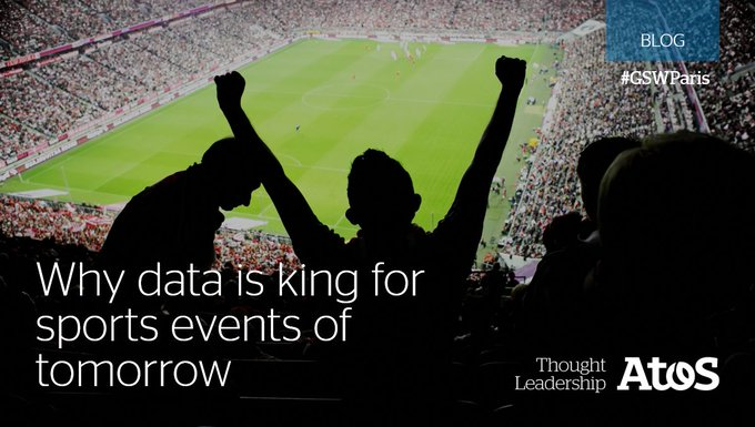 As #sport drives passion around the world, data is already transforming the fan experience,...