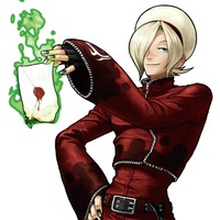 Happy birthday to Ash Crimson from The King of Fighters!