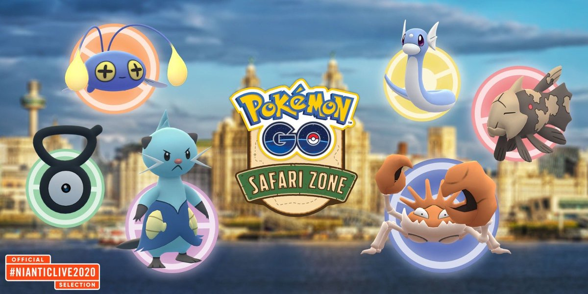 @lpoolcouncil's photo on #PokemonGOSafariZone