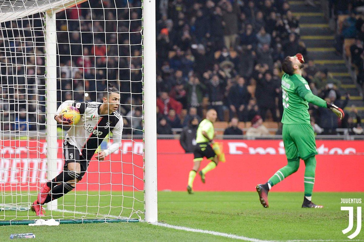 #MilanJuve 1⃣-1⃣: la partita integrale ⚽️  On demand, qui 👉 http://juve.it/jv4k50ymeN9 👈  #CoppaItalia
