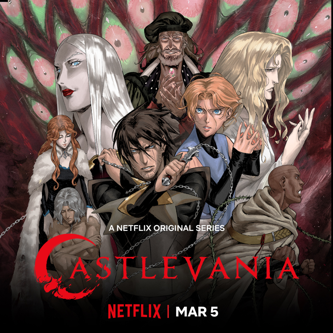 Castlevania Season 3 Gets Wild And Intense First Trailer - GameSpot