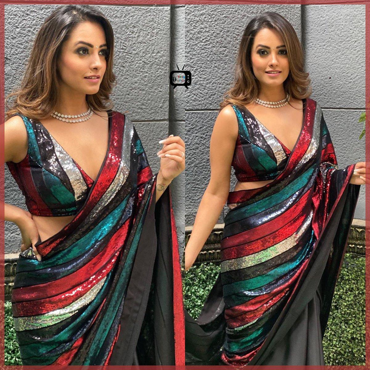 Gorgeous Anita Hassanandani #AnitaHassanandani #Naagin4  #AnitaHassanandaniReddy #Vishaka #Vish  #Naagin3 #Shagun #YHM  @TellyDeewanepic.twitter.com/QDg5wIW1Z7