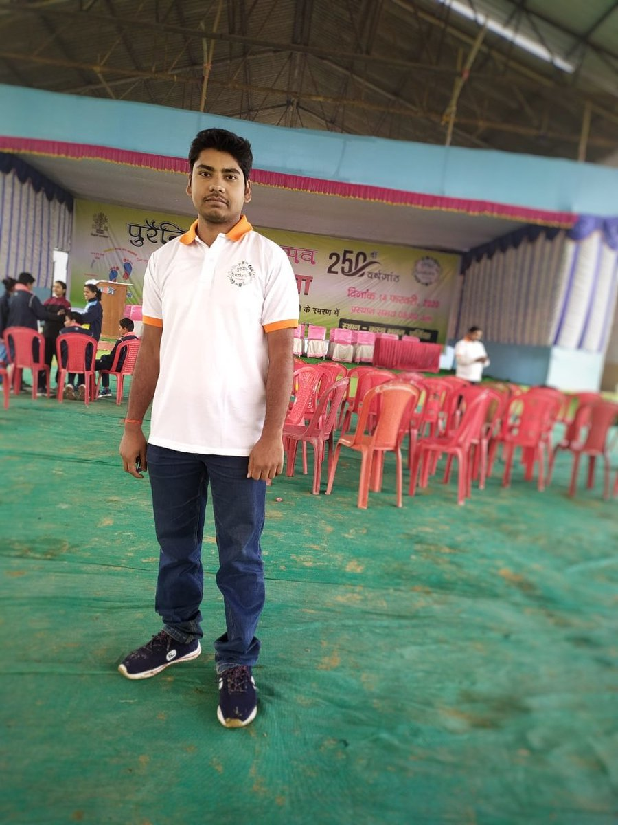 """Taken part in the """"स्मृति यात्रा"""" in the memories of the first civil surgeon.Excellently organised by the Administration of purnea. Thank you @rahulias6 @amandsamir @Rani1Pratibha for this amazing day.🙏🙏🙏#Purnea250 #Enjoyed_a_lot#Apnapurnea"""