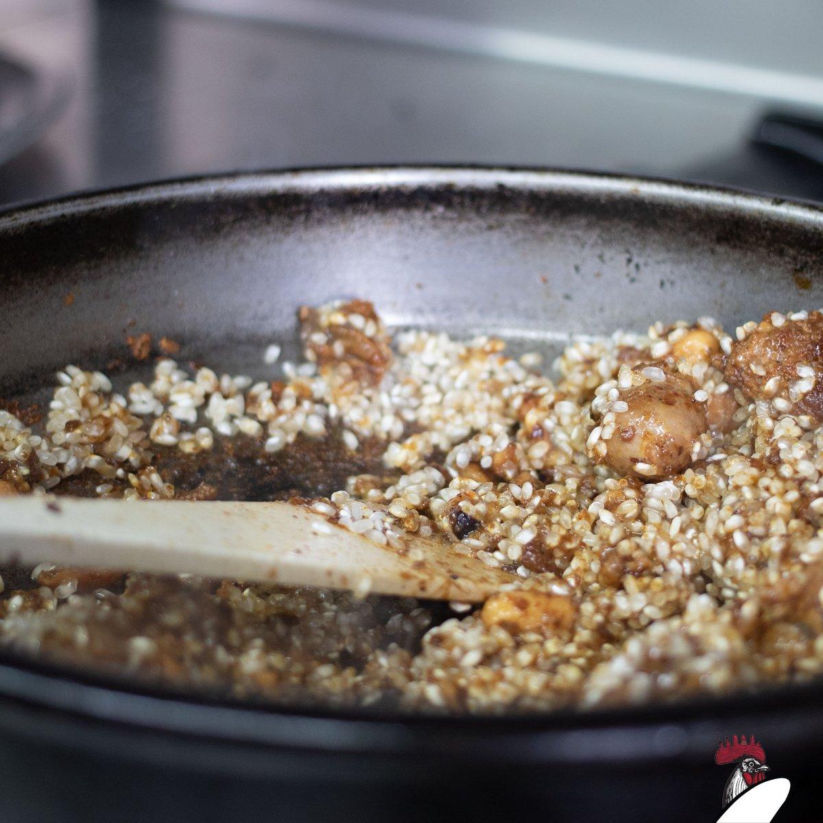 Arròs de Pals a la cassola un plat tradicional del nostre territori ! #calgallrestaurant #emporda #gastrolovers #foodiesgirona #girona