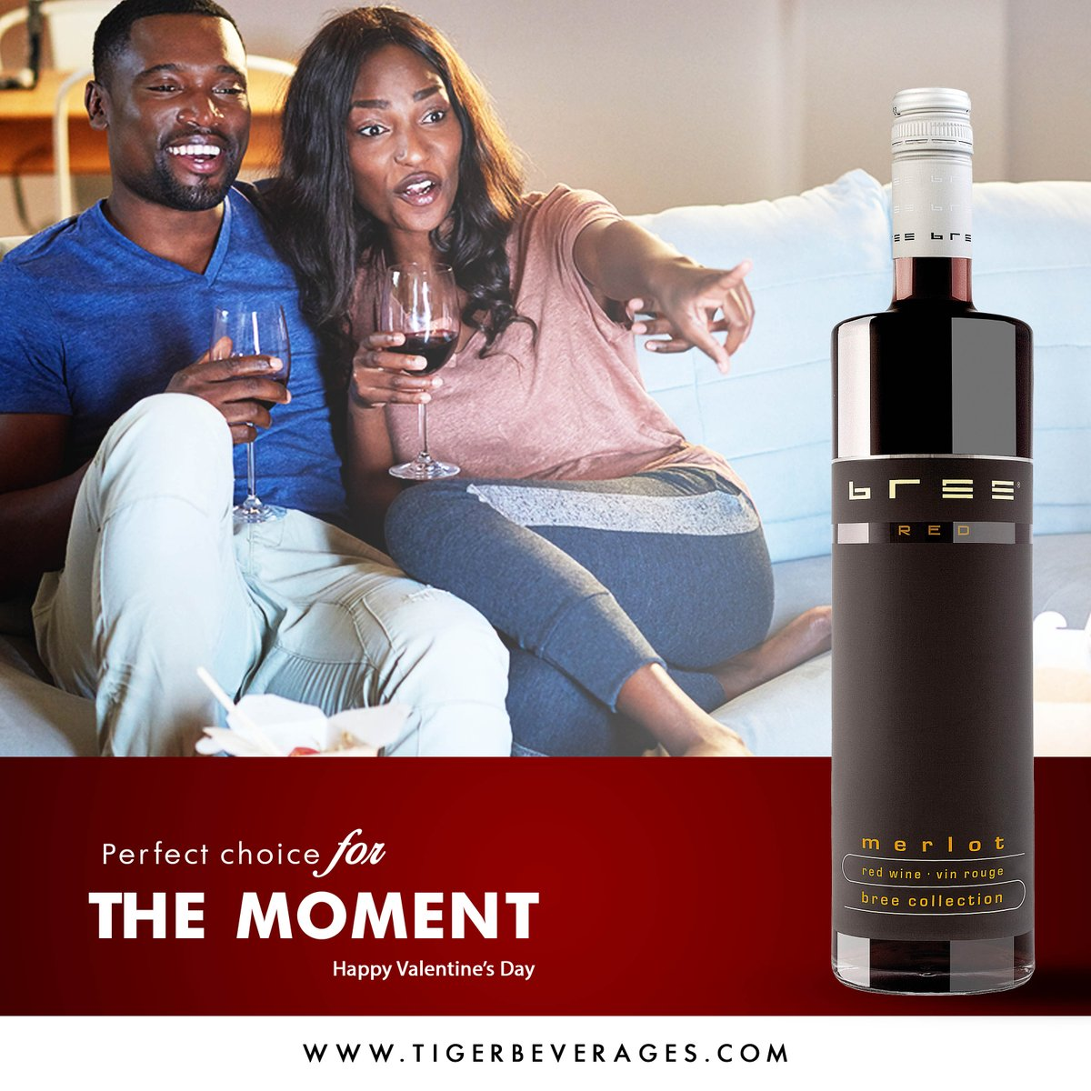 They say friendship is the Wine of life. It's the season of rose and Wine. A bottle of Bree Merlot Red Wine always comes in handy to celebrate with that special someone. Have a blissful Valentine's Day buddies. #ValentinesDay2020 #Beverages #Drink #TigerBeveragespic.twitter.com/WE1Bn1paPt