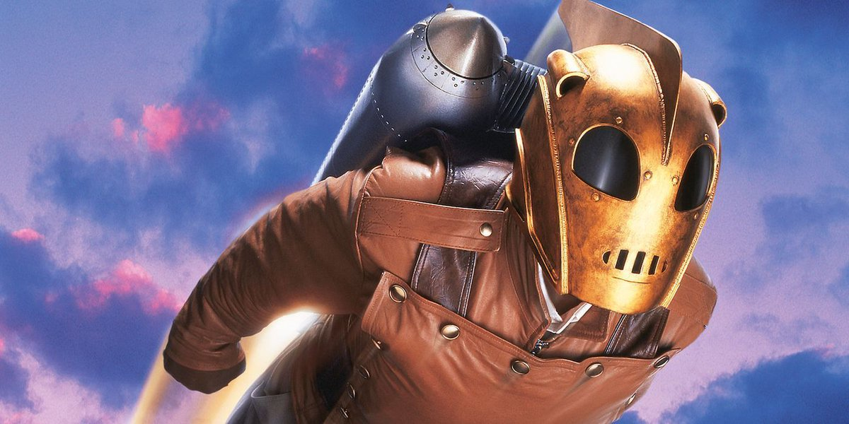 REPORT: #TheRocketeer Reboot Back in Development for Disney+ https://buff.ly/37p6NtK pic.twitter.com/cfP0BUvSOD