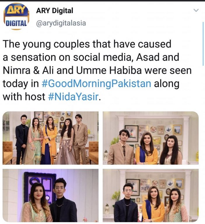 a girl from Faisalabad just developed smart shoes for the blind people, But you won't see her in any of the morning show because this is something related to education, Science, tech & our nation is far from these things, Thanks to our media #arydigital #nidayasir pic.twitter.com/sFzVe4Cs76