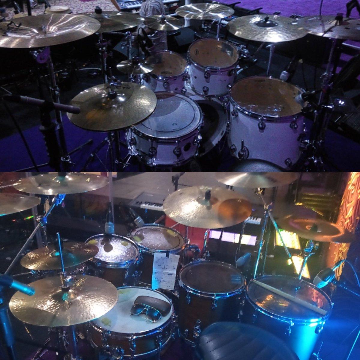 Old Setup Vs New Setup #Dw X #Pearl . . . #drums #drumset #drumlifestyle #drumsdaily #drumlove #drumkit #drumsview #zildjiancymbals #drumming #vicfirth #gospelchops #ValentinesDay2020 #Valentine2020 #ValentineIsComing #drumsticks #dwdrums #Pearldrums #remopercussion #drummerworldpic.twitter.com/vAPNQdUC3W