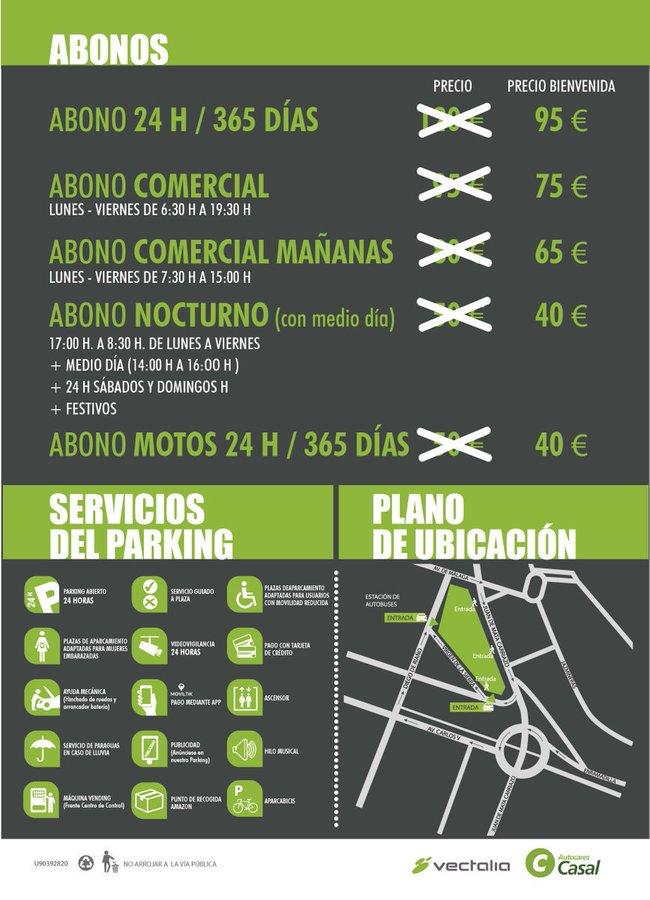 test ツイッターメディア - ¡Aprovéchate de nuestras #ofertas!¡#Parking San Bernardo en #Sevilla! A tan solo 10 minutos de la zona monumental de la ciudad. Un parking moderno, abierto las 24 horas, los 365 días del año.📍 Calle Juan de Mata Carriazo, 12. 🚗 https://t.co/uOKPFnlPPD