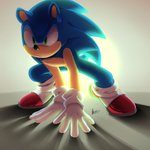 Image for the Tweet beginning: Seems like #SonicTheHedgehog is pretty