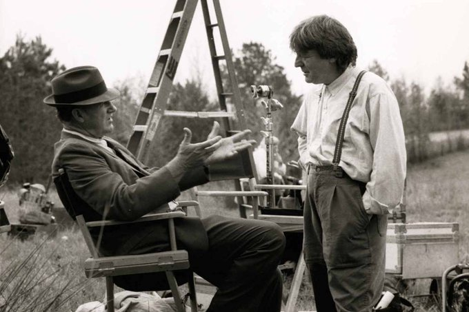A very happy 76th birthday to one of my favourite filmmakers: Sir Alan Parker