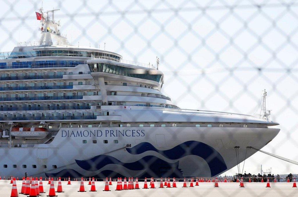 Cruise industry gives Asia a wide berth as it seeks to limit coronavirus risks https://reut.rs/2SFr2Oy