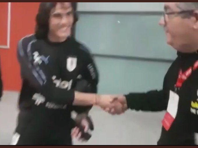 Happy 33rd Birthday  striker Edinson Cavani have a great day my friend