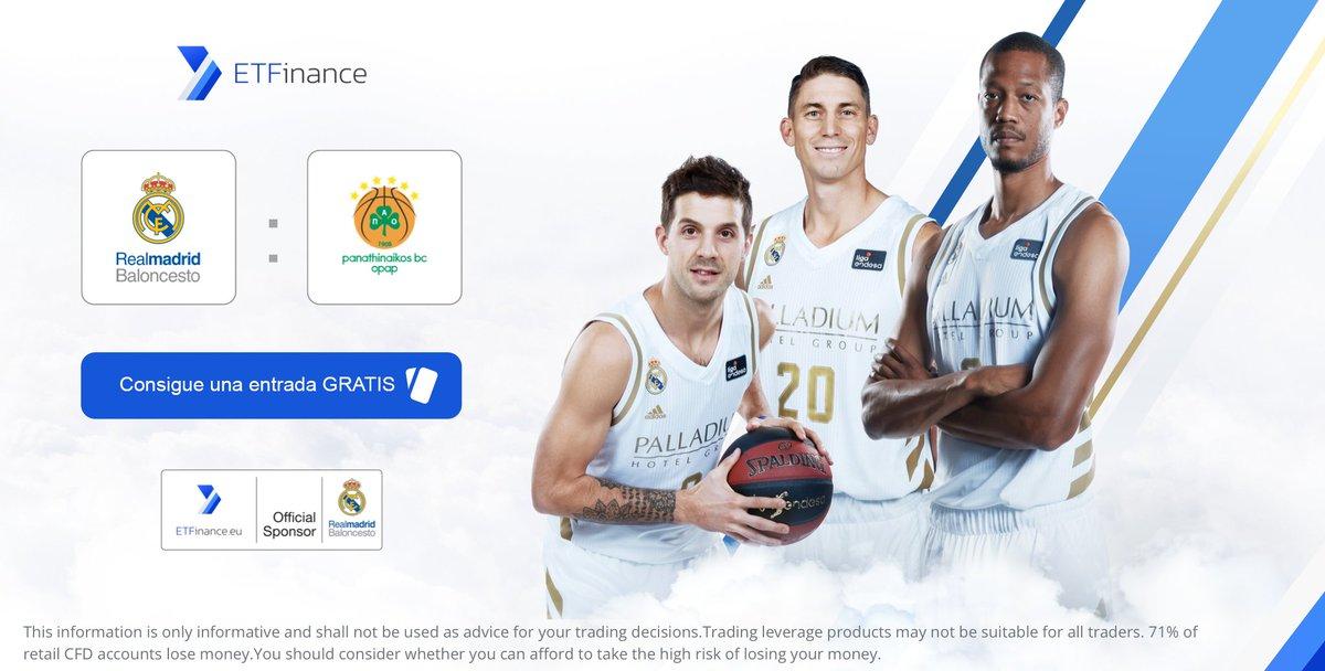 CONCURSO🚨Hola Madridistas, ¿quieres ganar un par de entradas gratis para ver el partido de @RMBaloncesto🆚@paobcgr el 24 de febrero?  ¿Quién es tu jugador favorito en la historia del Real Madrid Basket Club y por qué?  1⃣ Síguenos 2⃣ Comentar y etiqueta a un amigo  Acaba el 21/2