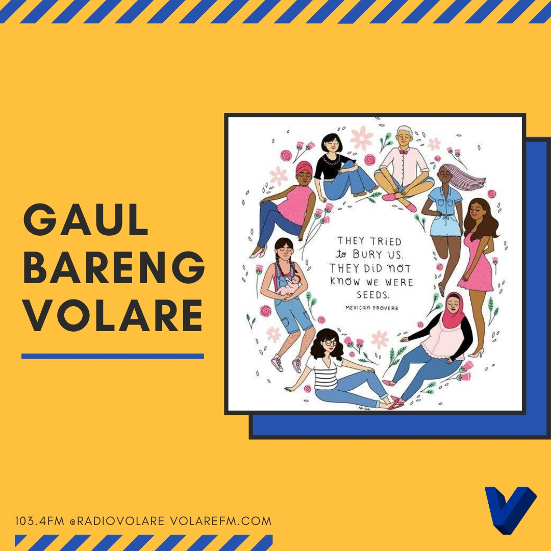 Gaul Bareng Volare: Oleh Perempuan