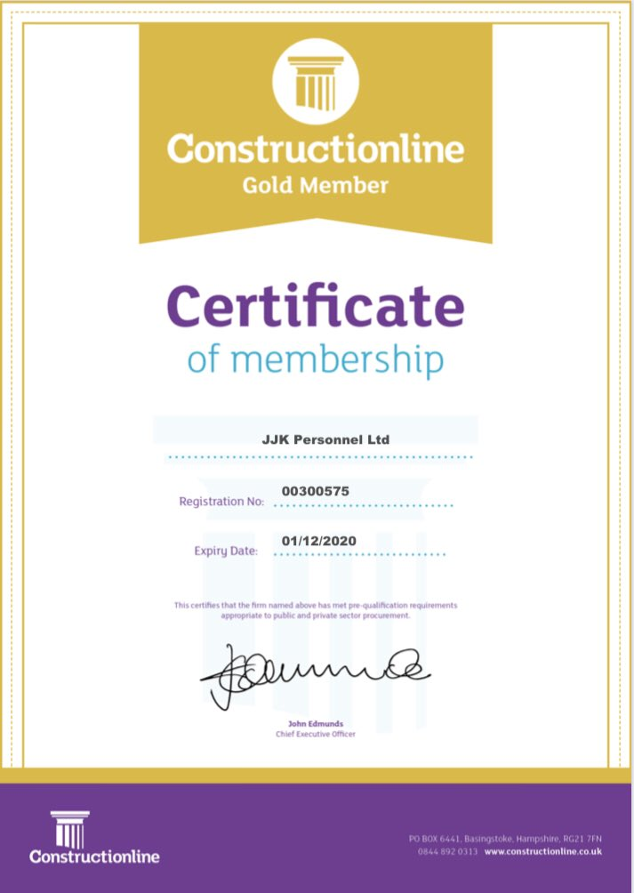 We are delighted to announce that @falcongreen__ are now a Gold Certificate Member of @constructline!  Well done to all the team! #fridayfeeling  #ConstructionLine #GoldMember #ConstructionIndustry #ConstructionRecruitment #UKConstructionpic.twitter.com/4Qzlkew2EL