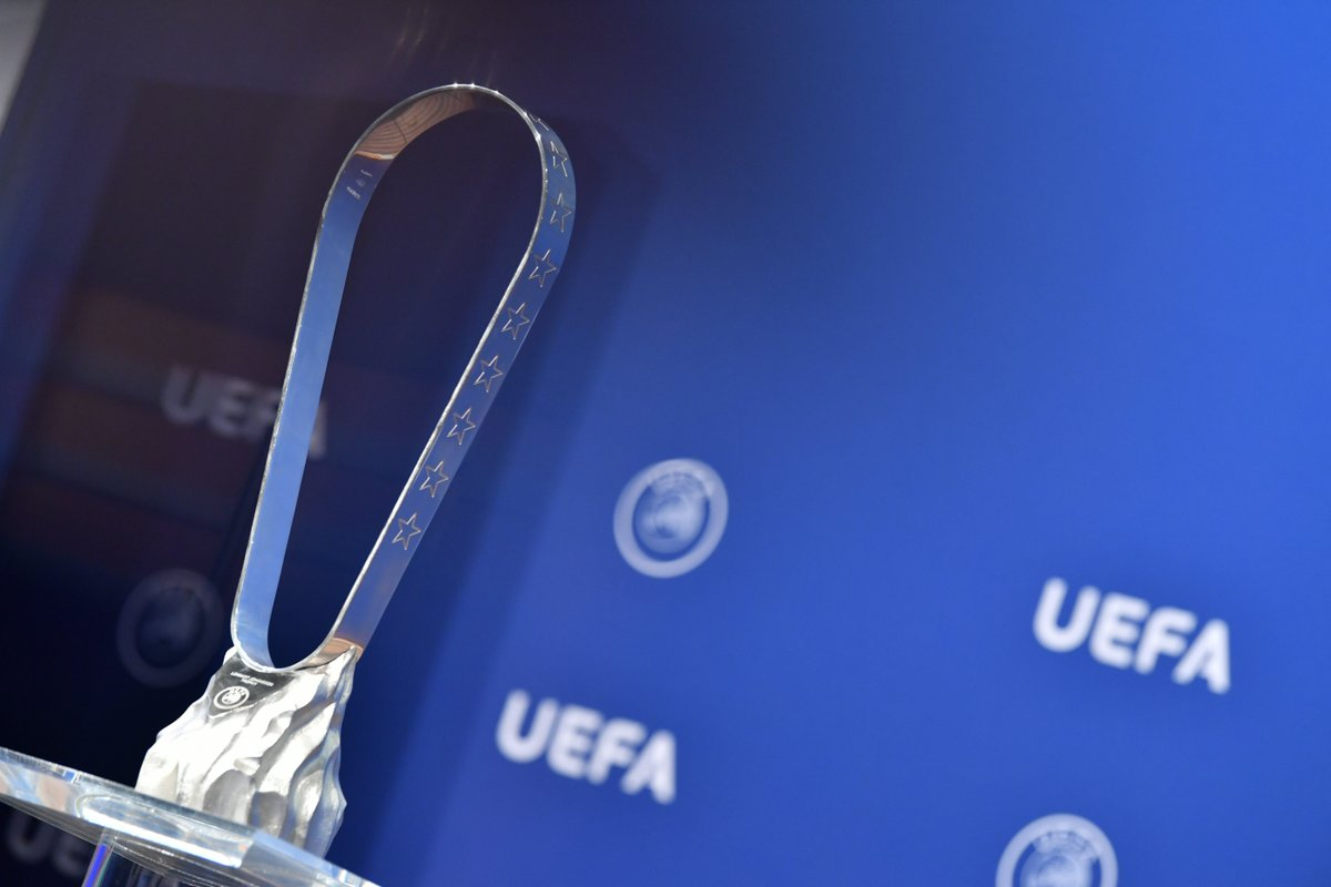 #UYL knockout draw at 13:00 CET - the links to save🔗  #UEFAcom draw page, all details and a live stream📺 http://bit.ly/2uJ7nVQ   #UEFAtv live stream - plus watch the pick of the action from the season so far📺 http://bit.ly/2SpexYA