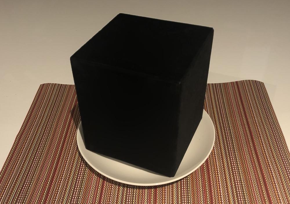 バレンタインデーだから、いつも私を応援してくれてるみんなにチョコケーキを作ったよ!!