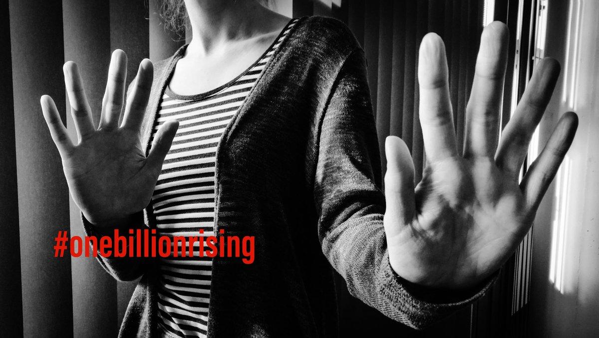 #OneBillionRising