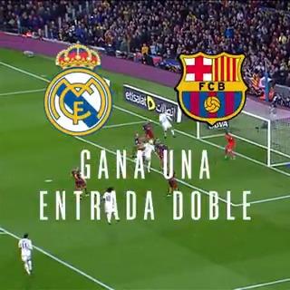 🤩🎟 ¡Gana una entrada doble para el Real Madrid 🆚 Barcelona! 📥 Descárgate #SWAP: https://fantastec-swap.app.link/n92KMaWL23 📲 ¡Recibe 6 coleccionables gratis! 📅🔚  21/02/2020 a las 23:59 #HalaMadrid