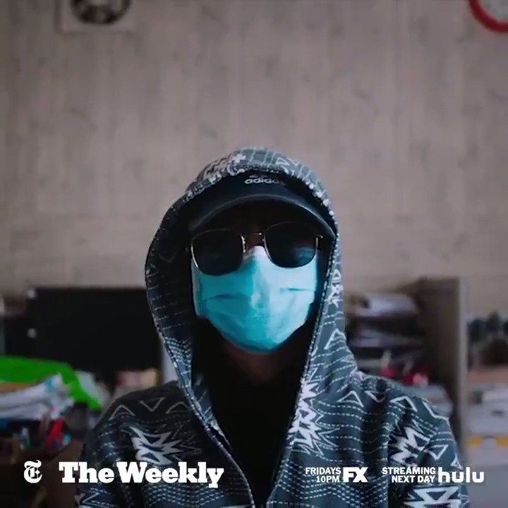 🚨Tonight on @FXNetworks and tomorrow on @hulu: Watch video from behind the front lines of the Hong Kong protests, where the police crackdown led to a fiery standoff at a college campus last year. #TheWeeklyNYT https://t.co/8wTWULeo5H https://t.co/uCKIQSuSjy