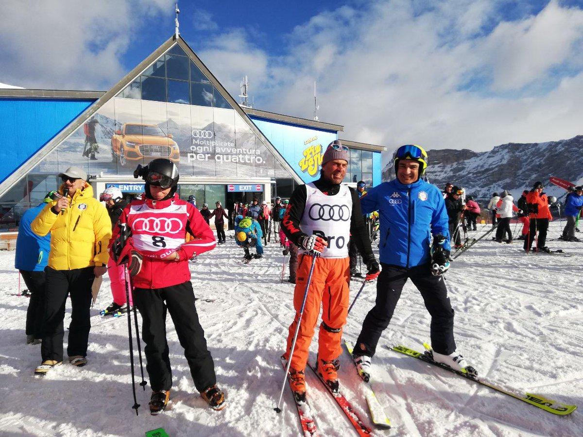 It's time for Audi quattro Ski Cup