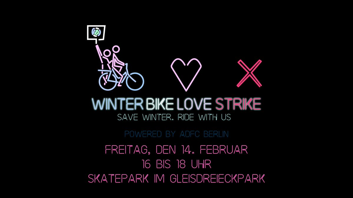 #WinterBikeToWorkDay