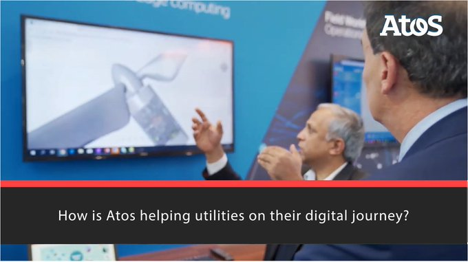Discover what's role #digitalization plays in addressing the challenges in front of #utilities...
