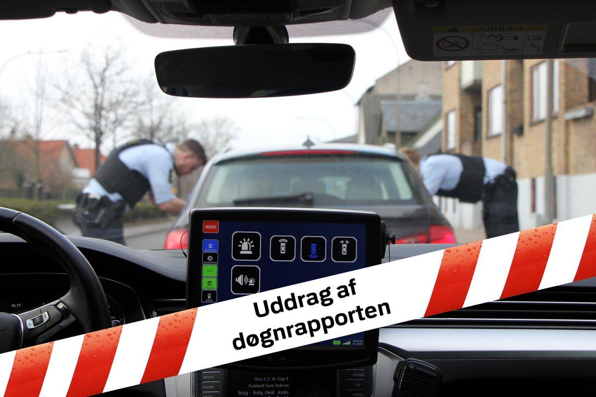 """""""Bombe"""" i Borgerservice var smørrebrød, uro i Køge sendte mand i detentionen og våbenfund i visitationszone. Læs mere dagens uddrag af døgnrapport fra torsdag den 130220 kl. 0700 til fredag 140220 kl. 0700 #politidk https://t.co/jCe7D9ccNf https://t.co/4Nle3aE7ux"""