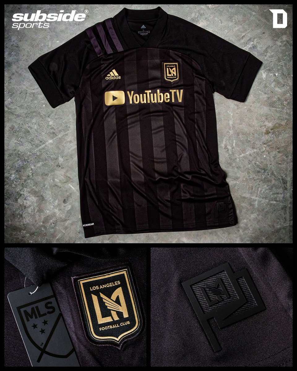 #Win the new @adidasfootball @LAFC Home Jersey thanks to our friends at @subsidesports 🔥All you have to do is...   1. RT this post 2. Comment #MLSisBack and tag two friends 3. Follow @Dugout, @subsidesports & @phildelves  18+ Closes 01/03/20. T&Cs Apply: https://t.co/zk3mkXjWMn https://t.co/1Emcjsp9HU