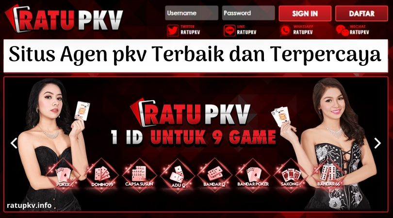 Ratu Pkv Games Deposit Pulsa Domino Qq Online Pkvratu Twitter